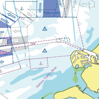 wijziging scheepvaartroutes